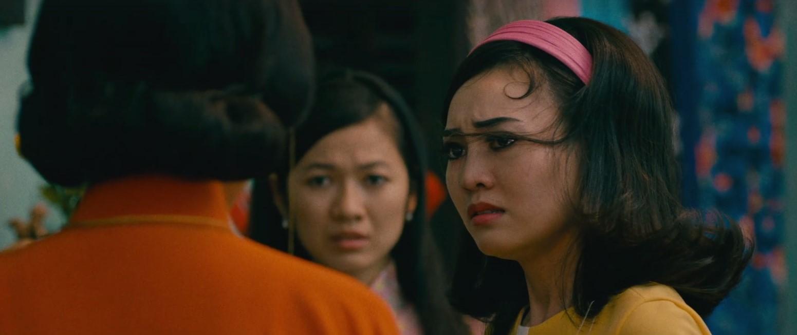 """Ngô Thanh Vân thẳng tay tát Lan Ngọc trong teaser """"Cô Ba Sài Gòn"""" - 5"""
