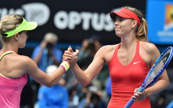 Tin thể thao HOT 15/9: Sharapova không thèm chấp Bouchard 1
