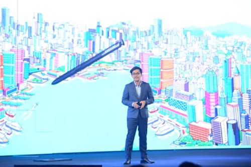 Những khoảnh khắc ấn tượng tại lễ ra mắt Galaxy Note8 ở Việt Nam - 3