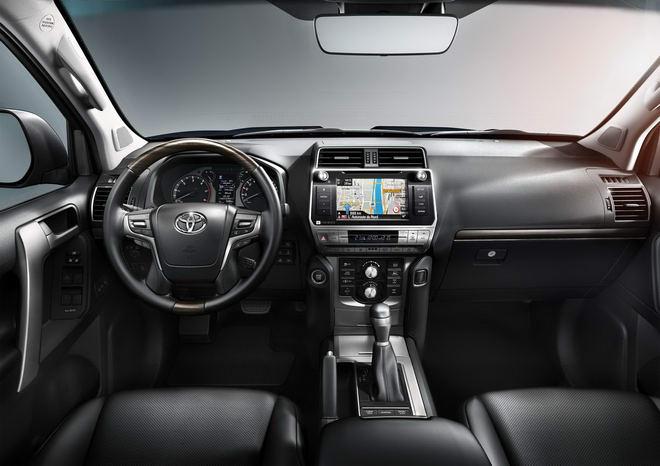 Toyota Land Cruiser Prado 2018 chính thức ra mắt - 4