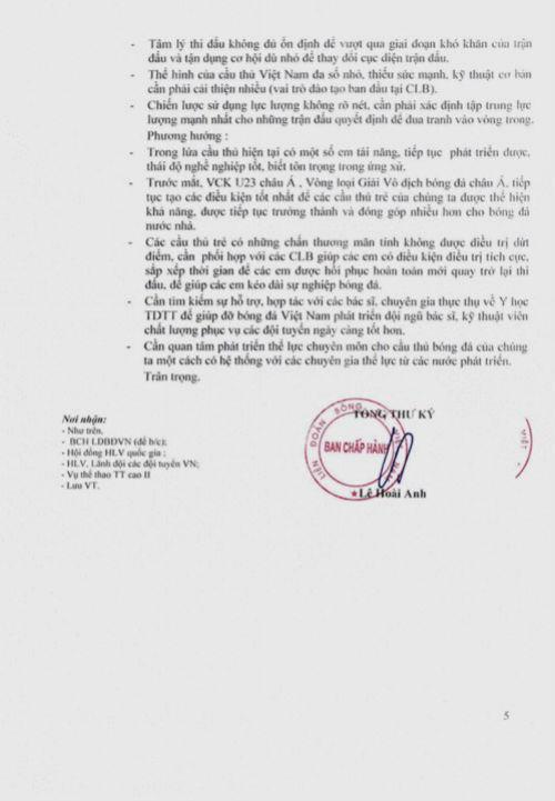 Chuyên gia Đức ám chỉ ai ở VFF muốn U22, U18 thất bại? - 4