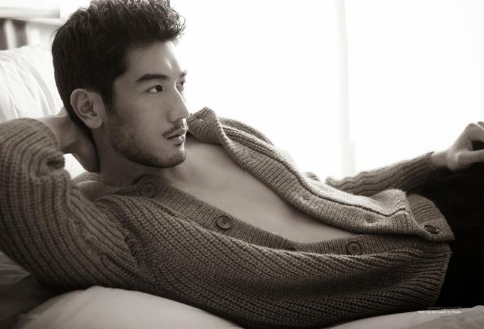 Đây là người đàn ông gợi tình nhất Đài Loan hiện nay! - 8