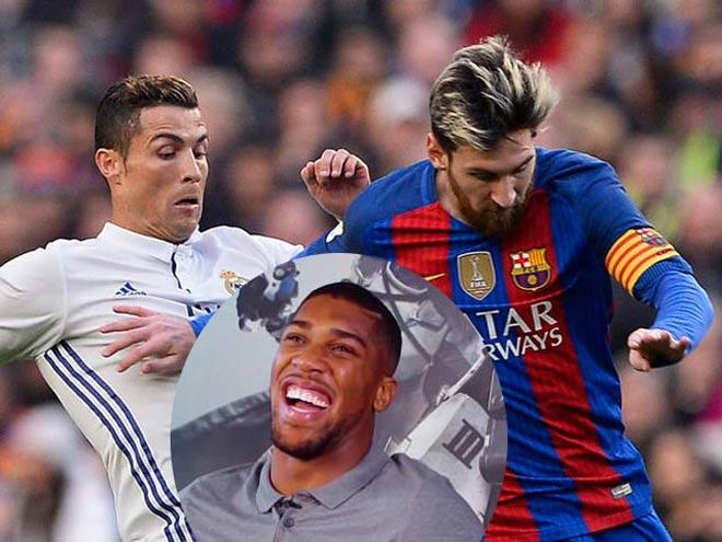 """Nếu đánh nhau, """"Lý Tiểu Long"""" Ronaldo sẽ cho Messi ăn đòn 1"""