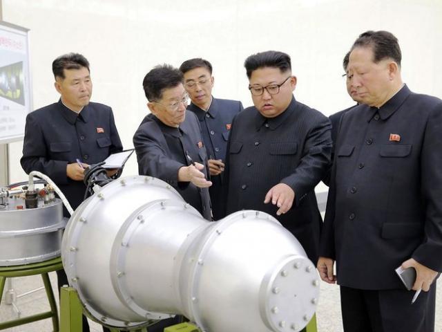 Tổng thống HQ gửi cảnh báo lạnh người đến Triều Tiên