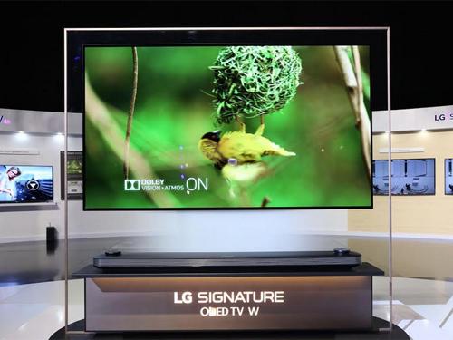 """TV OLED của LG """"làm mưa, làm gió"""" tại Mỹ năm 2017 - 1"""