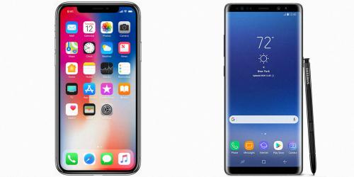 iPhone X so găng cùng Galaxy Note 8: Ai ngon hơn? - 9