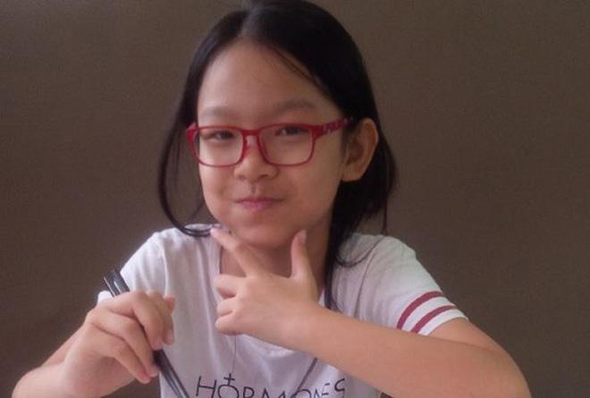 'Cô bé' lớp 6 đủ điều kiện vào ĐH: Em đã từng nghĩ sẽ ... 'bị đúp' - 1