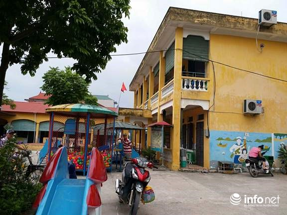Hà Nội: 31 trẻ mầm non nhập viện nghi bị ngộ độc thực phẩm tại trường - 1