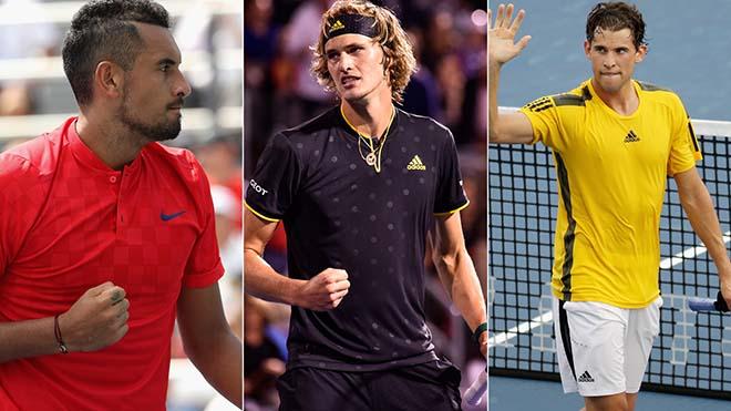 Tin thể thao HOT 15/9: Huyền thoại tennis tin Zverev là siêu sao mới - 1