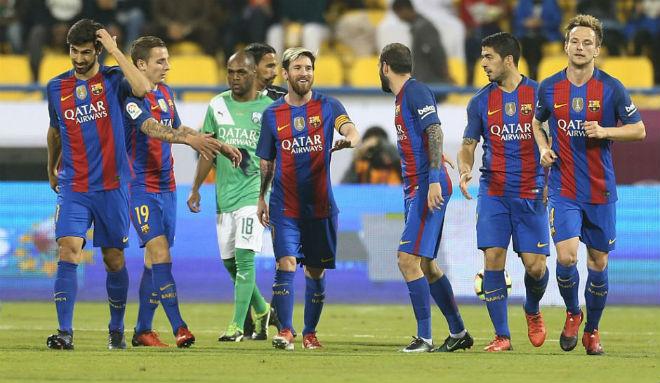 Nou Camp loạn, vì sao Messi & Barca vẫn thăng hoa? 1