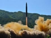 Thế giới - Triều Tiên bắn tên lửa bay xa chưa từng thấy qua Nhật Bản