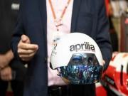 Thế giới xe - Aprilia tung mũ bảo hiểm thực tế ảo siêu tối tân