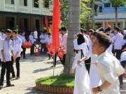 Giáo dục - du học - Học sinh Nghệ An được nghỉ học để tránh siêu bão