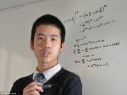 """Giáo dục - du học - Thần đồng đạt thành tích toán học gần như """"không tưởng"""" ở độ tuổi 13"""
