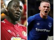 Bóng đá - MU đấu Everton: Lukaku – Rooney đối đầu cố nhân