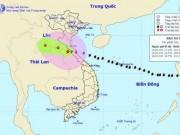 Tin tức trong ngày - Bản tin thời tiết 17h30: Bão đi qua, Nghệ An-Quảng Ngãi vẫn mưa to hết ngày mai