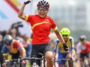 """Thể thao - Cô gái vàng Nguyễn Thị Thật và """"chuyện tình"""" với xe đạp"""