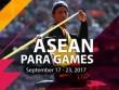Bảng xếp hạng huy chương ASEAN Para Games 2017
