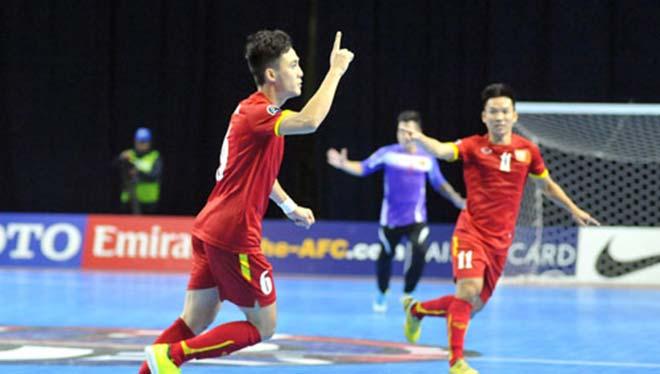 Đoàn Việt Nam tại AIMAG 16/9: Huy chương đầu tiên, futsal thua sốc 1