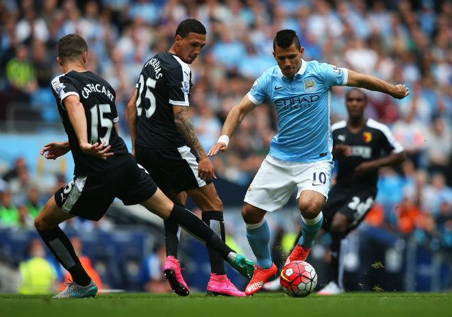 Watford - Man City: Aguero thăng hoa, chủ nhà khó bất bại - 1