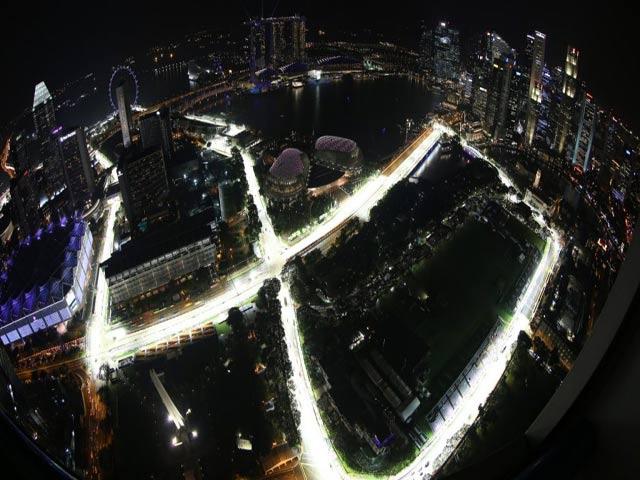 Đua xe F1, đua thử Singapore GP 2017: Cuộc lên ngôi gây choáng 6