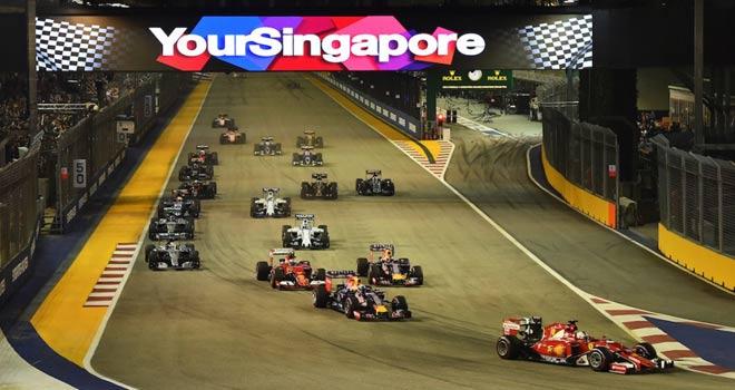 """Đua xe F1, Singapore GP: Chiến thắng 5 sao chờ đợi """"kẻ chinh phục"""" 1"""