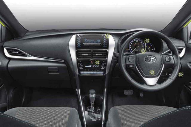 Toyota Yaris 2017 có giá khởi điểm 329 triệu đồng - 2