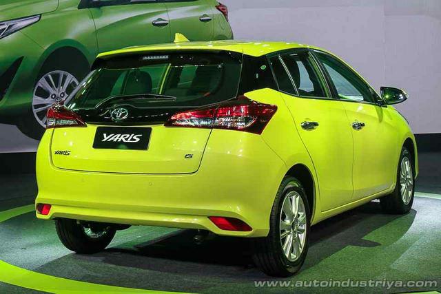 Toyota Yaris 2017 có giá khởi điểm 329 triệu đồng - 3