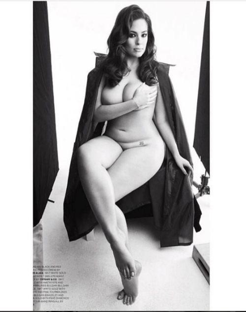 """Mẫu béo """"soán ngôi"""", đánh bay sức hút từ những nàng model cò hương - 8"""