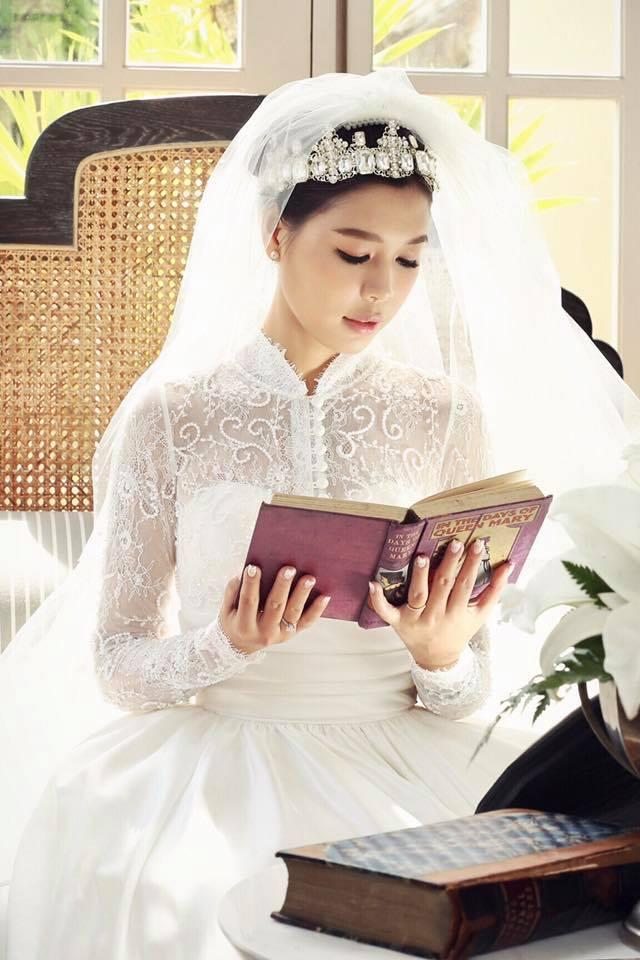 BTV Quang Minh kết hôn với nữ nhà văn xinh như hoa hậu? - 4