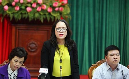 Hiệu trưởng trường Cao đẳng Nghệ thuật HN không đồng tình với việc làm của vợ Xuân Bắc - 2