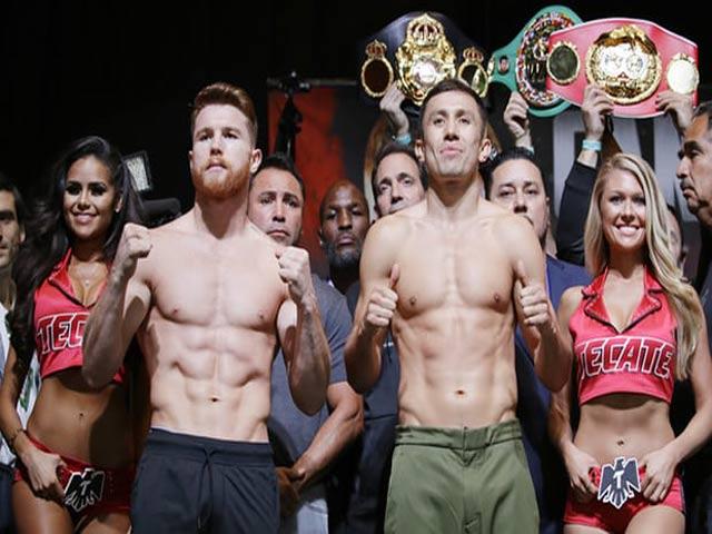 """Boxing kinh điển Golovkin - Alvarez: Tập 1 nóng hổi, chờ tập 2 """"máu lửa"""" 2"""