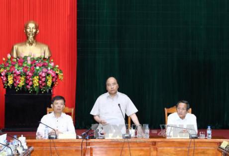 Thiệt hại nặng nề sau bão, Thủ tướng họp khẩn khắc phục hậu quả - 2