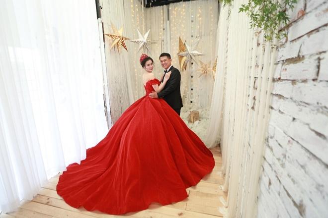 """Sau 2 năm, Vân Quang Long khoe ảnh cưới """"vợ hai"""" kém 10 tuổi - 3"""