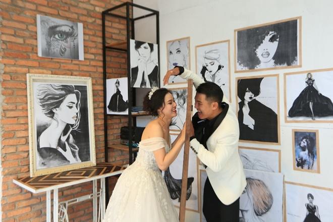 """Sau 2 năm, Vân Quang Long khoe ảnh cưới """"vợ hai"""" kém 10 tuổi - 9"""