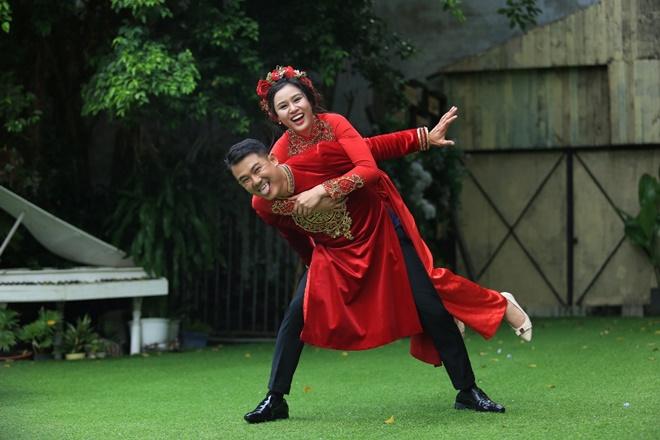 """Sau 2 năm, Vân Quang Long khoe ảnh cưới """"vợ hai"""" kém 10 tuổi - 11"""