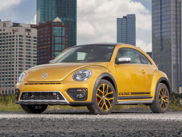 Volkswagen Beetle Dune chốt giá 1,469 tỷ đồng ở Việt Nam - 1