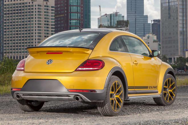 Volkswagen Beetle Dune chốt giá 1,469 tỷ đồng ở Việt Nam - 2