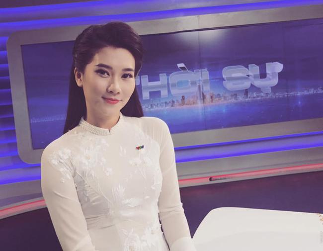 """Khánh Trang sớm nhận được nhiều lời khen từ khán giả nhờ nét đẹp  """" xinh như hoa hậu """" ."""
