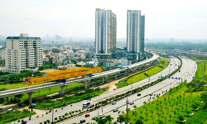 Lộ diện mẫu thiết kế tàu metro Sài Gòn mô phỏng đầu máy bay - 9