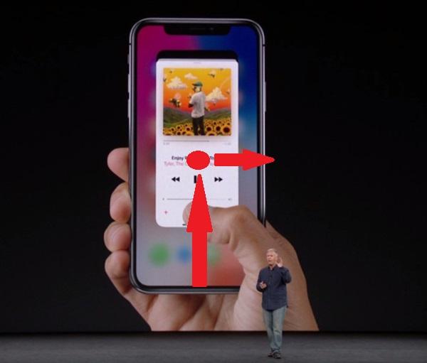 Hướng dẫn sử dụng iPhone X khi đã không còn nút Home - 3