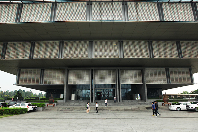 """Bảo tàng Hà Nội """"rỗng ruột"""" sau 7 năm khánh thành - 2"""