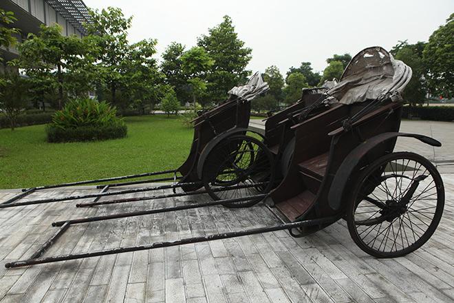 """Bảo tàng Hà Nội """"rỗng ruột"""" sau 7 năm khánh thành - 14"""