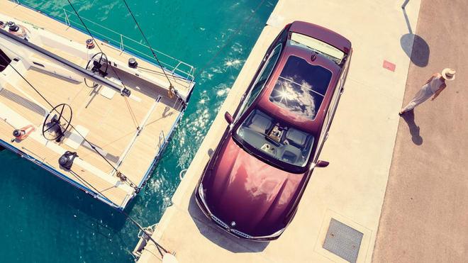 BMW M760Li Nautor's Swan: Xe sang cảm hứng du thuyền - 3