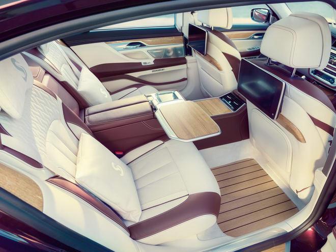 BMW M760Li Nautor's Swan: Xe sang cảm hứng du thuyền - 6