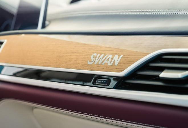 BMW M760Li Nautor's Swan: Xe sang cảm hứng du thuyền - 8