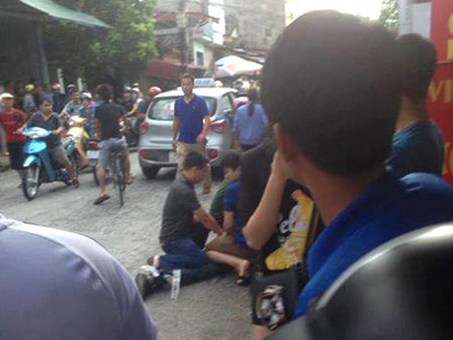 Tử tù Lê Văn Thọ không kịp phản ứng khi cảnh sát đập vỡ kính taxi, khống chế - 2