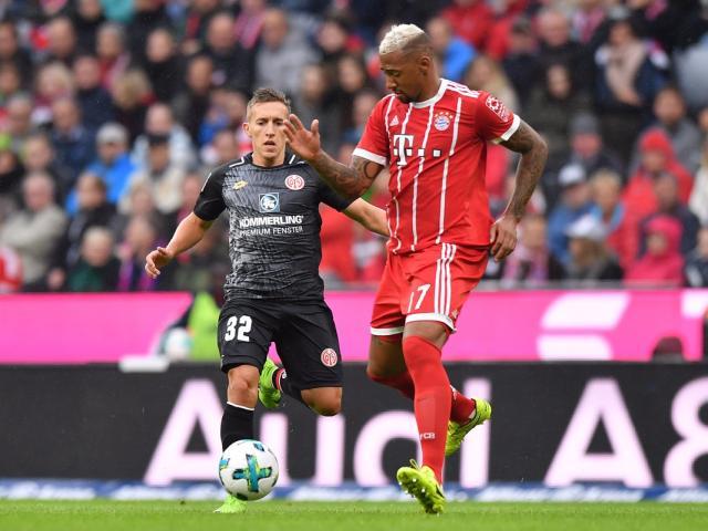 "Bayern Munich – Mainz 05: ""Hùm xám"" hóa điên"