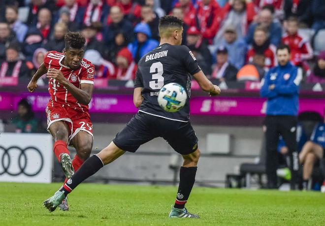 "Bayern Munich – Mainz 05: ""Hùm xám"" hóa điên - 1"