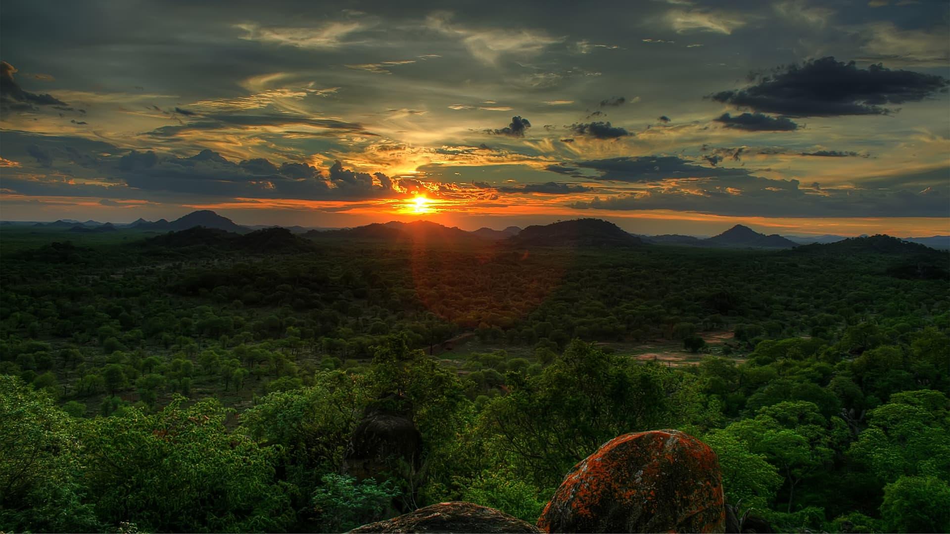 Những quốc gia châu Phi an toàn nhất để vi vu một mình - ảnh 1